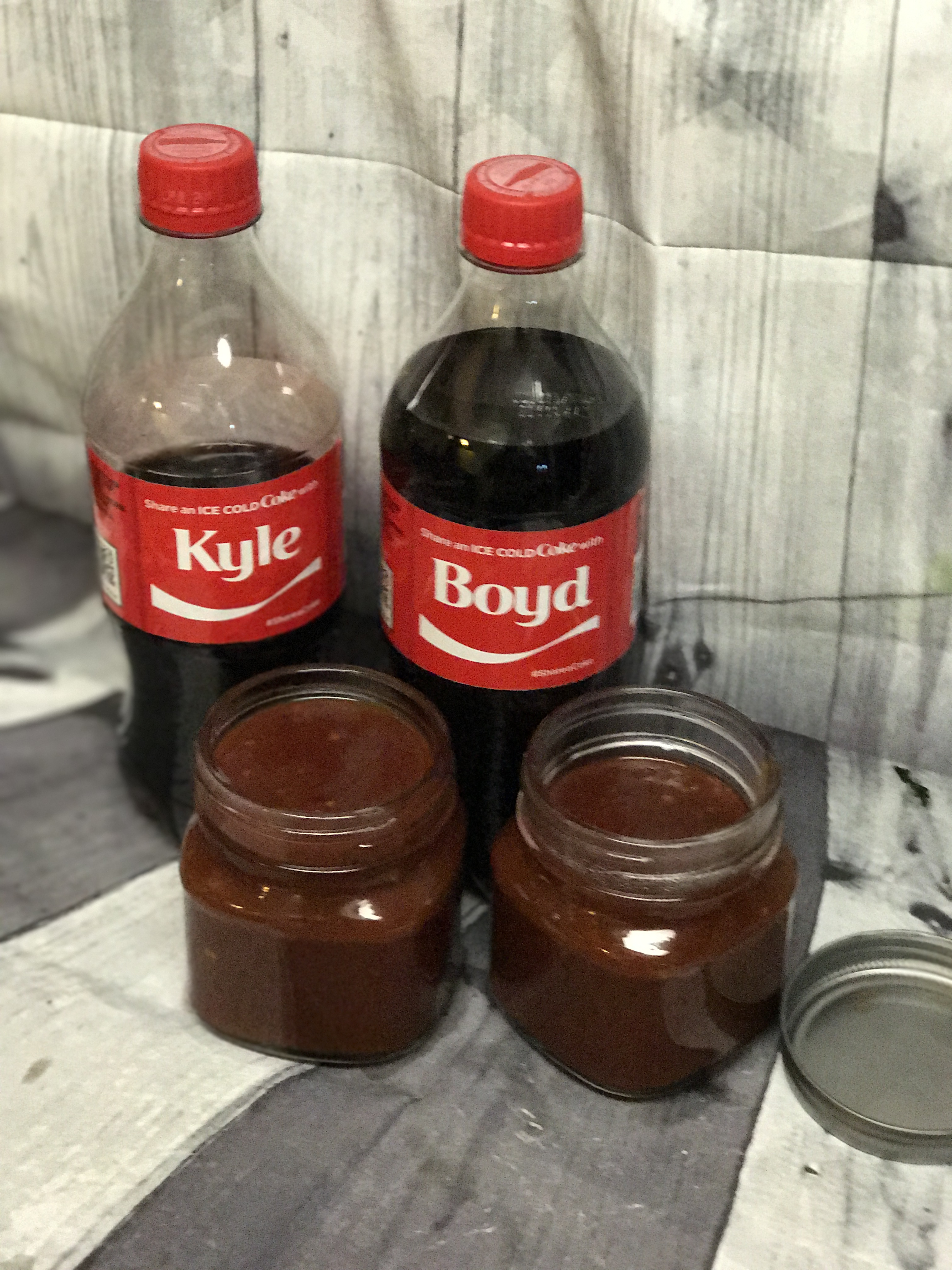 Smokey & Spicy Coca-Cola BBQ Sauce #IceColdSummerMoments #ad