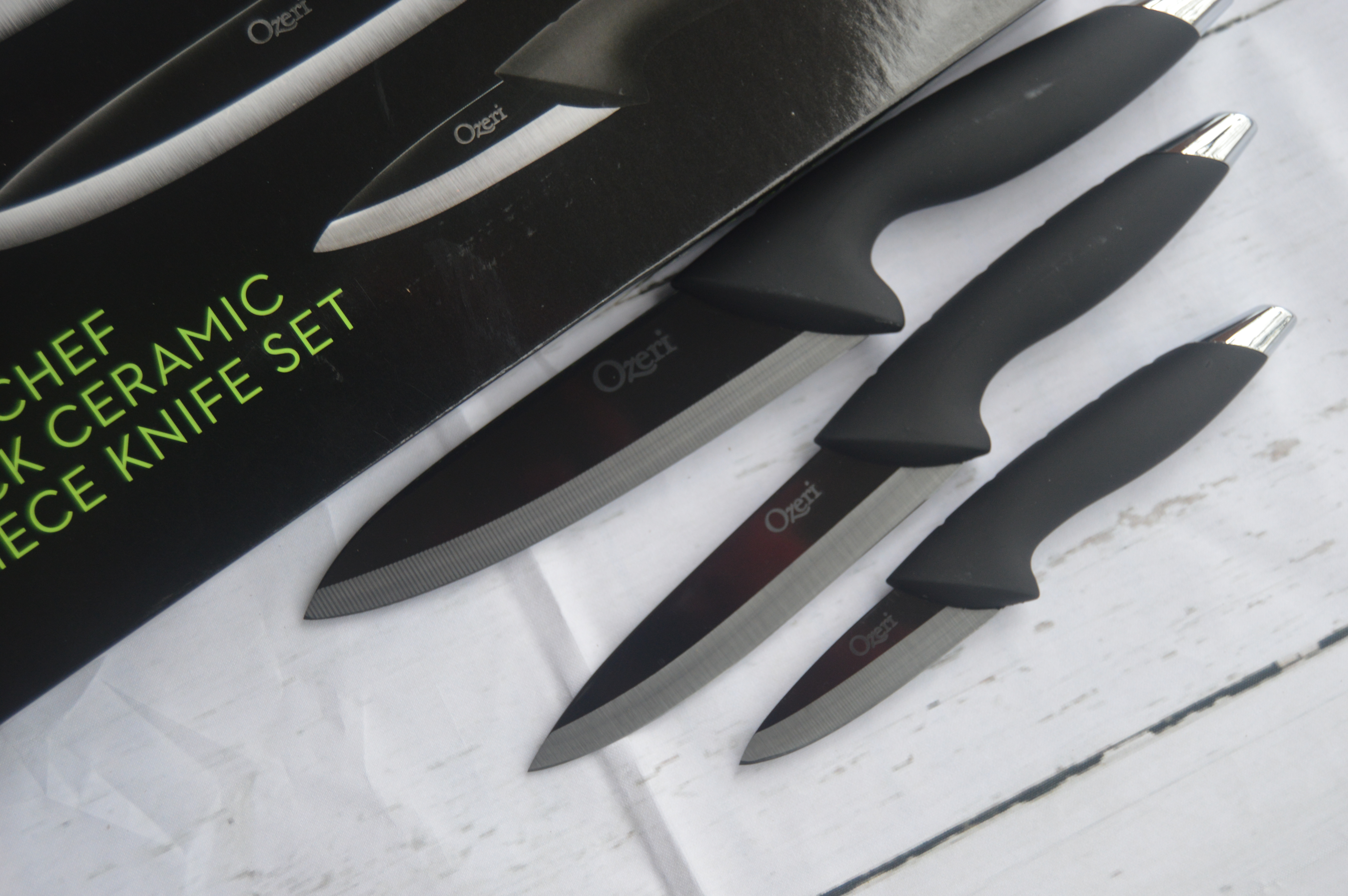 This Set Was A Great Addition To Our Current Knives. My Sister Gifted Me A  Really Nice Set Over The Holidays So I Had Mainly Been Using Those.