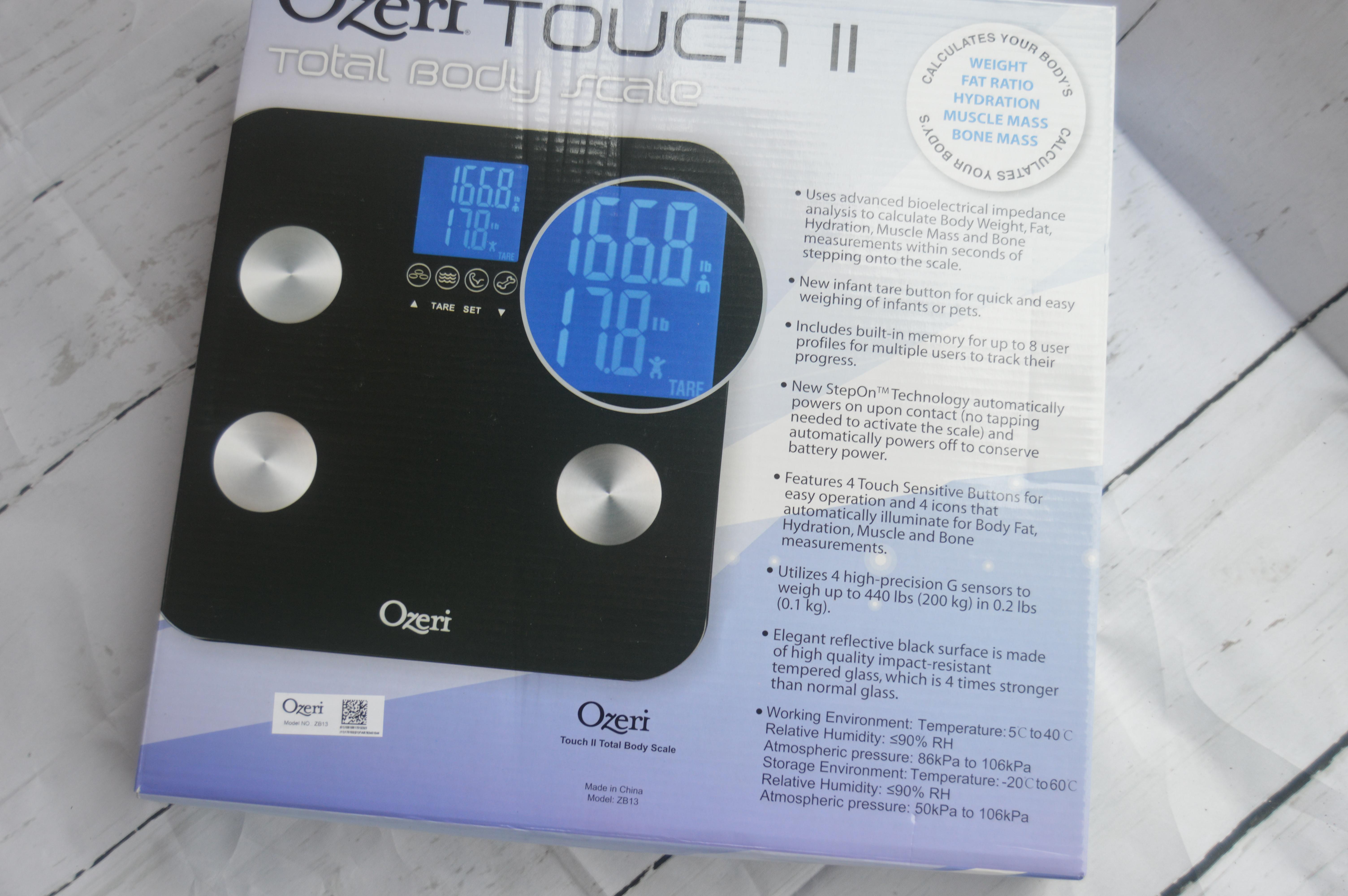 Ozeri Touch
