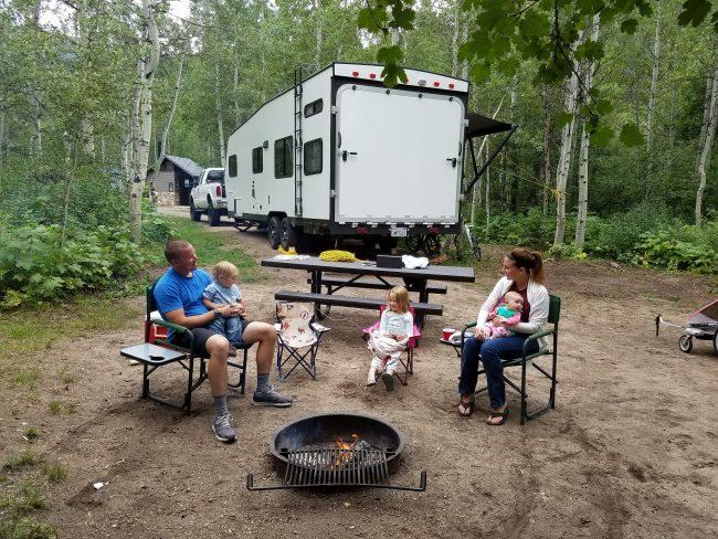 Kid-Friendly Camping Like a Pro