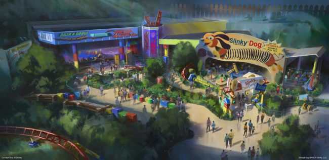 Disney Parks & Resorts D23 Expo Announcements #D23Expo #DisneyParks