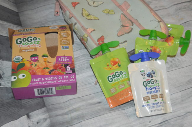 Switch Up Your Snacks with GoGo squeeZ
