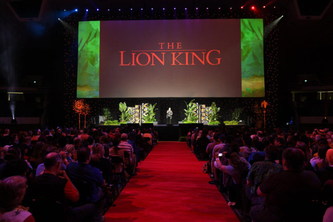 Celebration of An Animated Classic Lion King D23 Expo Panel Recap