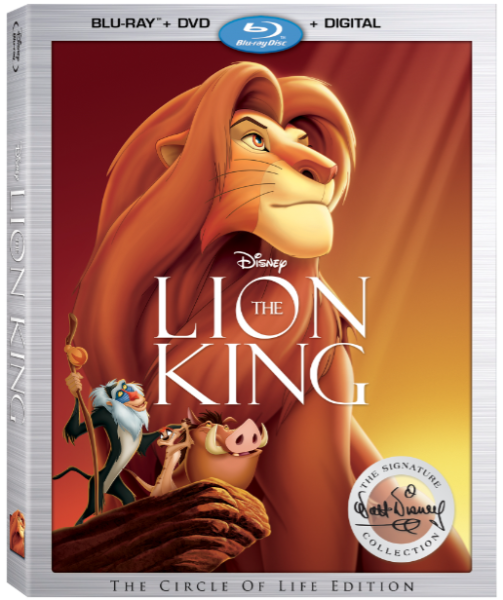 The Lion King Joins the Walt Disney Signature Collection #LionKing #D23Expo