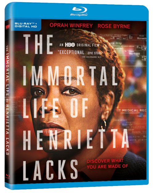 The Immortal Life of Henrietta Lacks DVD Review & Giveaway