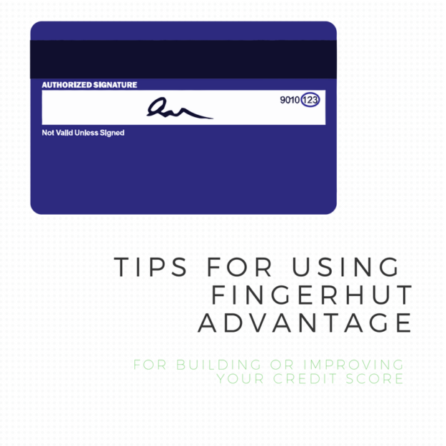 Tips for Using Fingerhut Advantage for Improving Your Low Credit Score