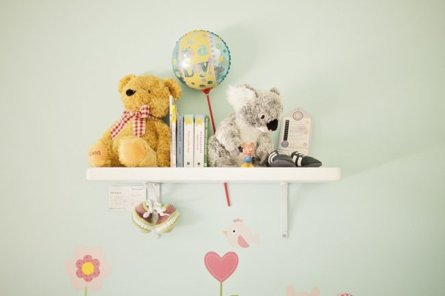 Four Ways to Use Wall Decals in Nurseries