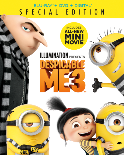 The Minions Are Back for Despicable Me 3