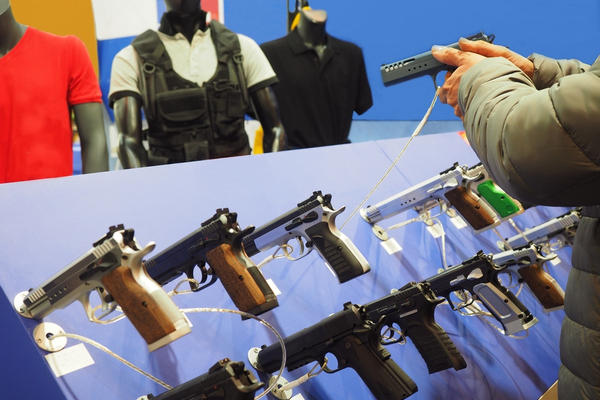 Four Tips for Shopping for a Firearms Enthusiast